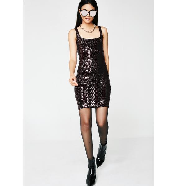 Glitz Fix Bodycon Dress