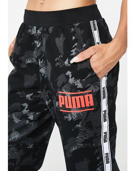 Camo Pack AOP Tape Pants