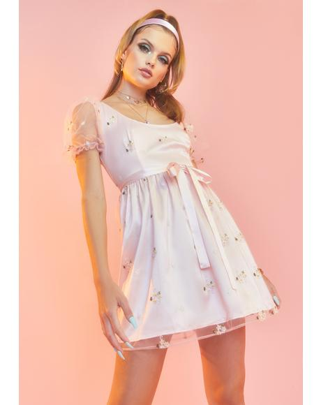 Starlet Daze Babydoll Dress