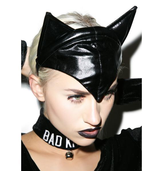 Fatal Feline Headband