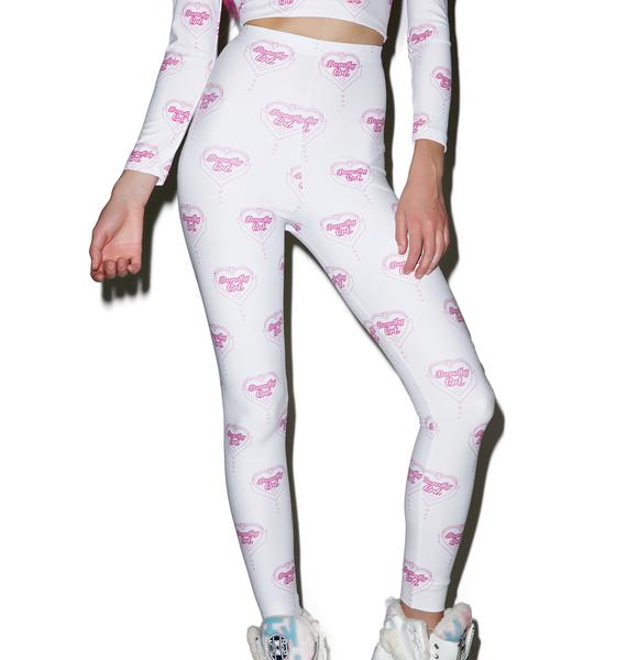 Dorothy Heart Leggings