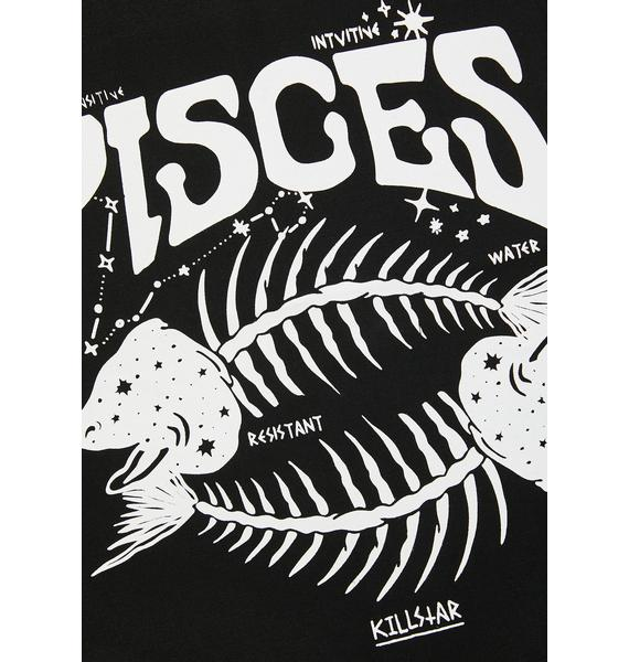 Killstar Pisces Mini Tapestry