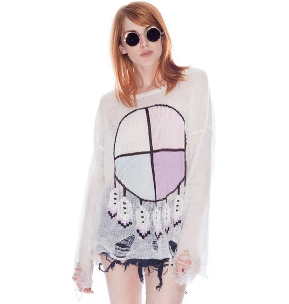 Wildfox Couture Gypsy Baby Lennon Sweater