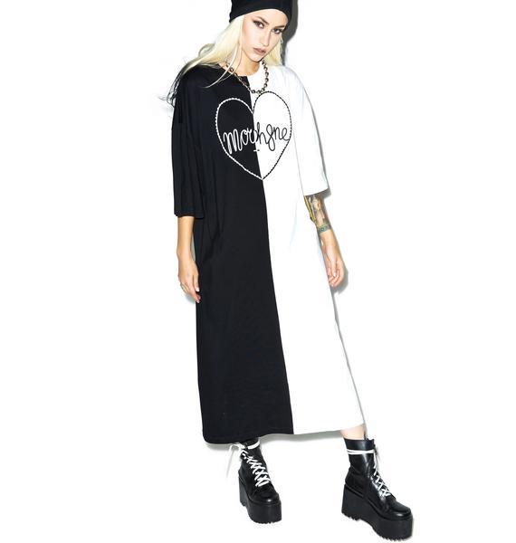 Morph8ne Grace Of The Grave T-Shirt Dress