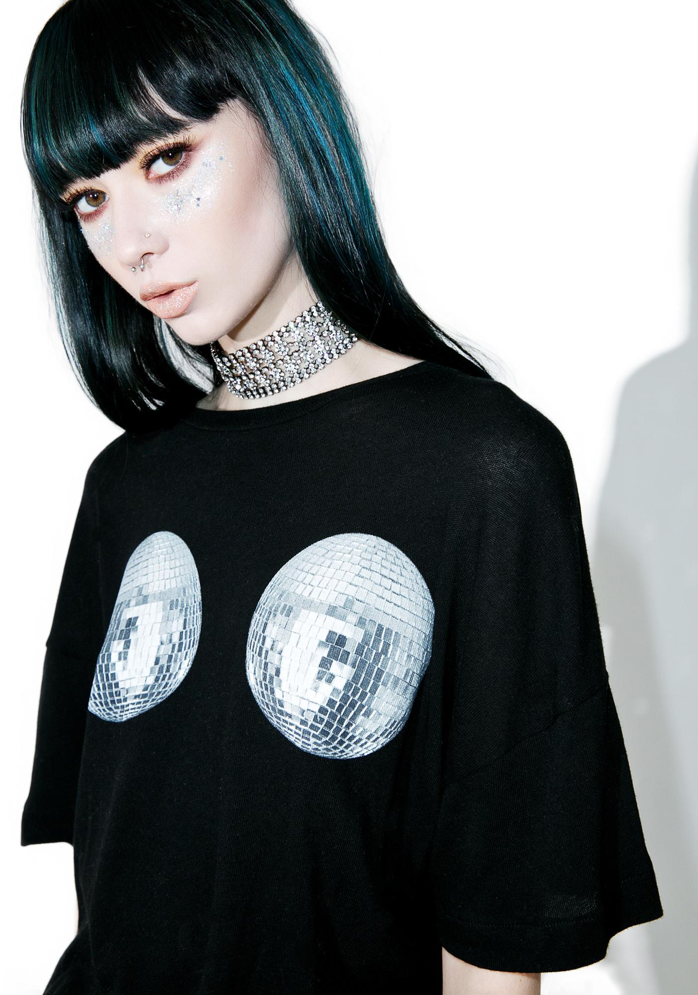 Wildfox Couture Disco Pasties Sonic Tee