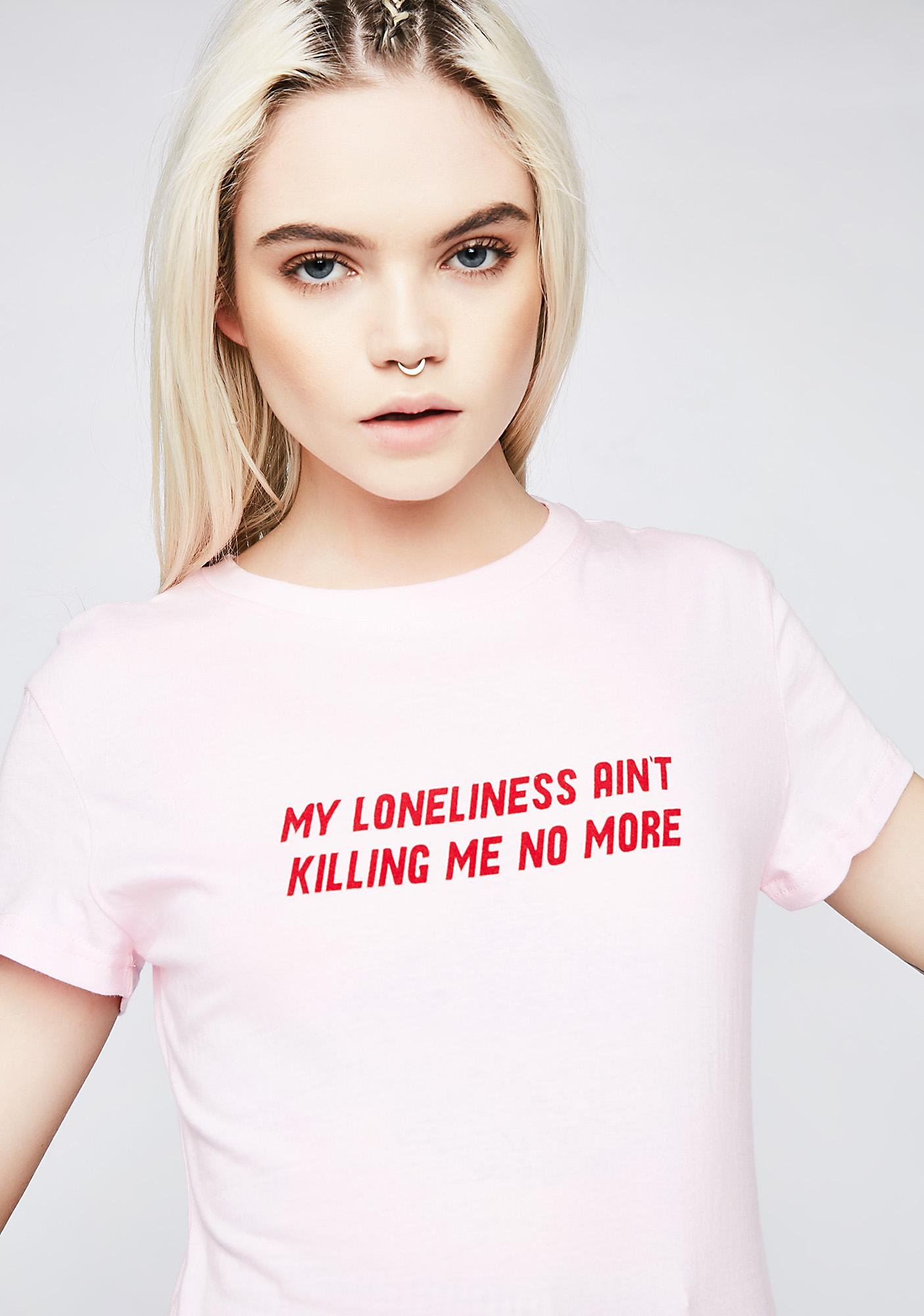 Local Heroes My Loneliness Tee