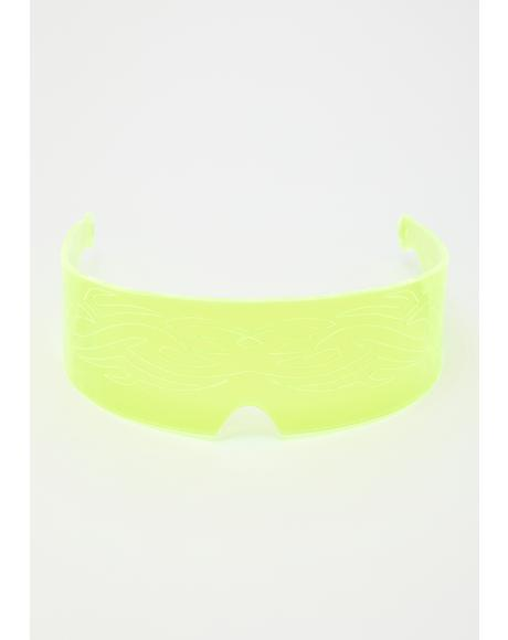 Riot Network UV Visor