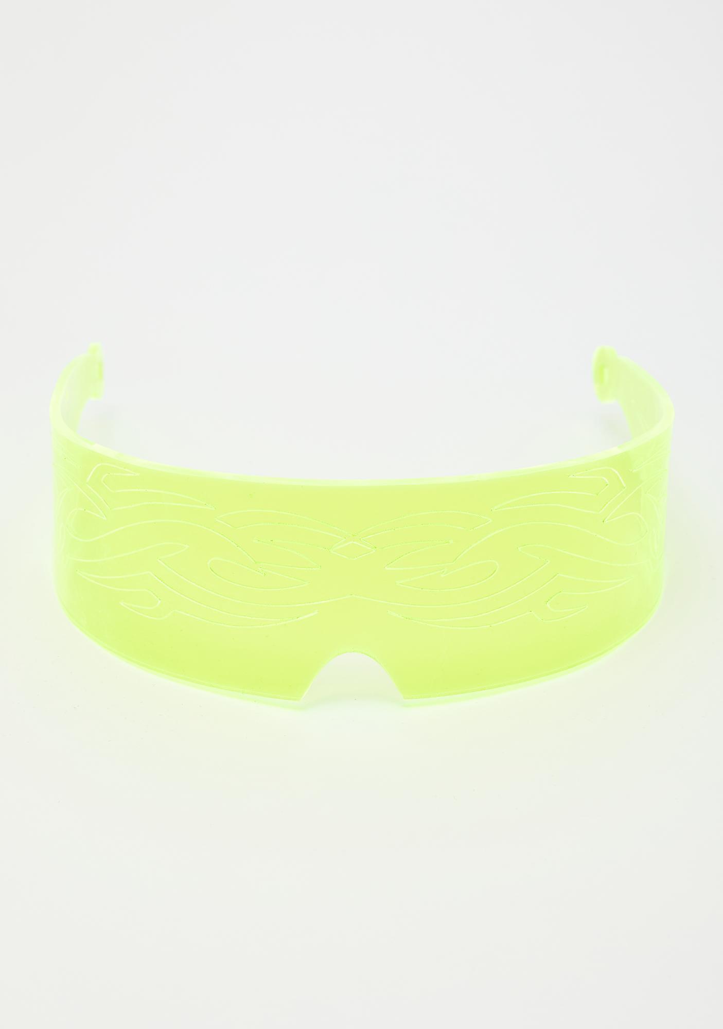 Riot Network UV Visor