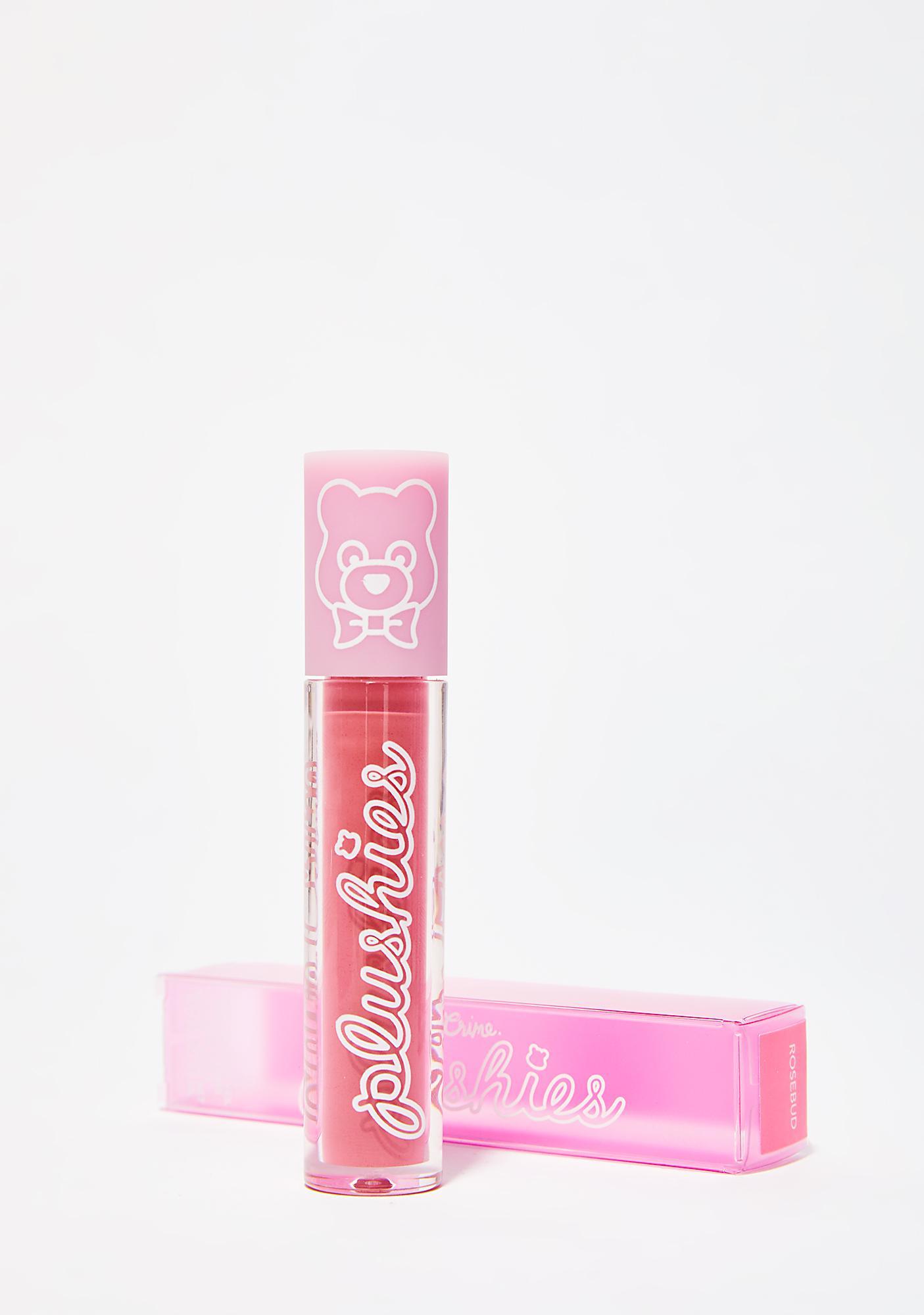 Lime Crime Rosebud Plushies Lipstick