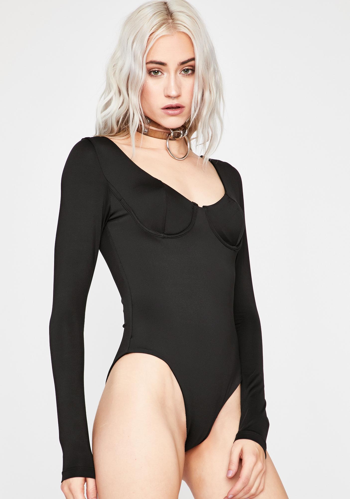 Over It Underwire Bodysuit