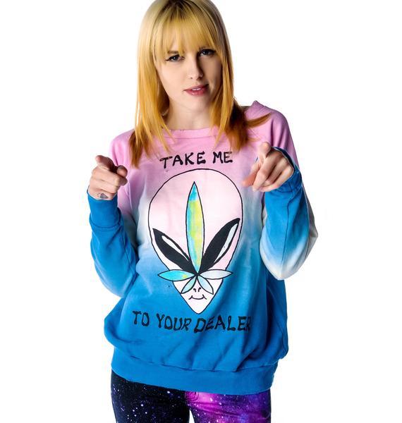 UNIF Take Me Sweater