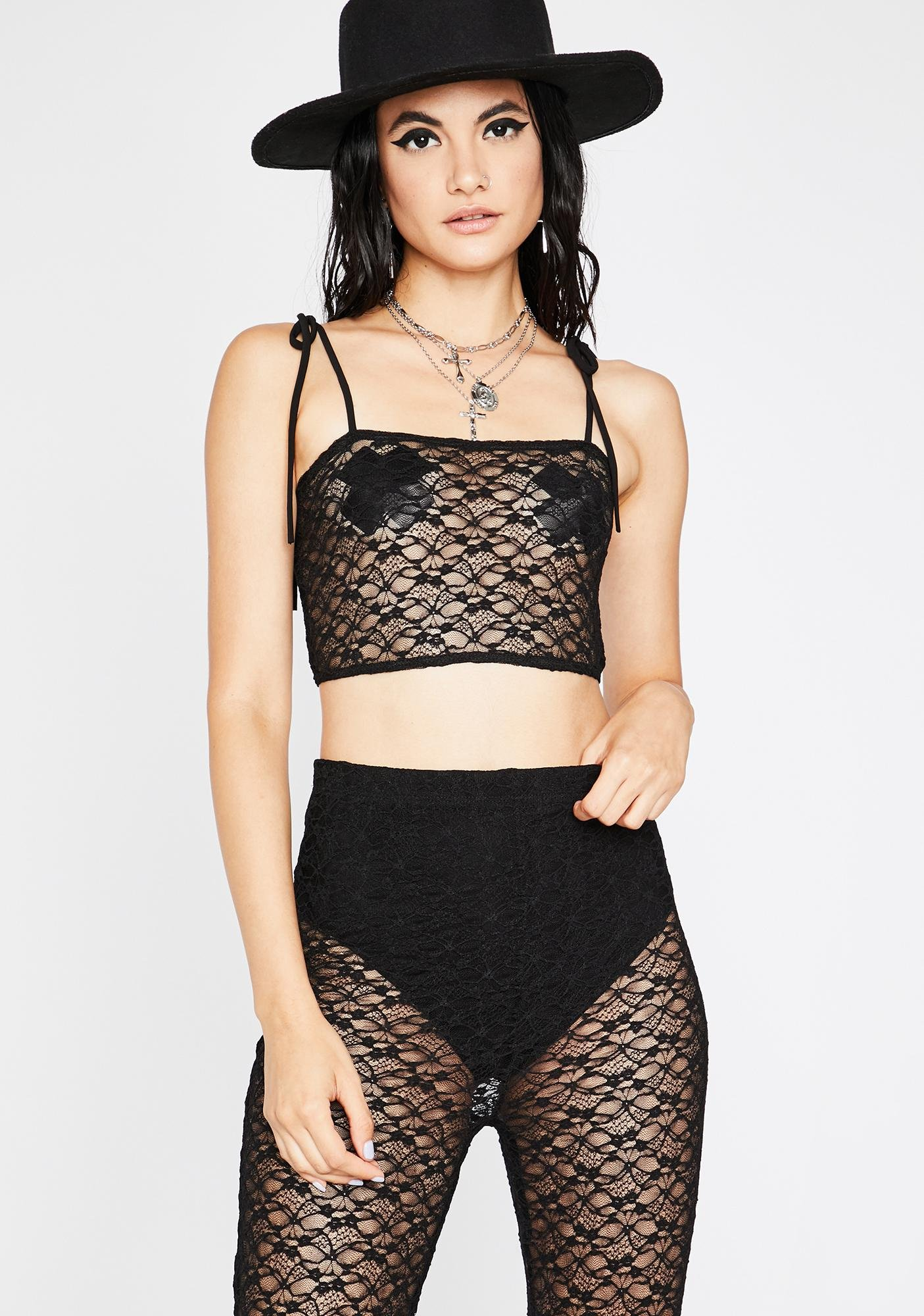 Focus On Me Lace Set