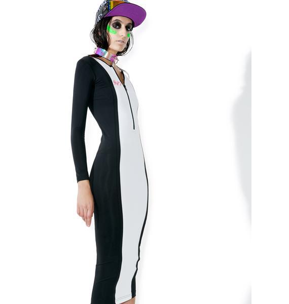 Kerol D. Sup Long Sleeve Dress