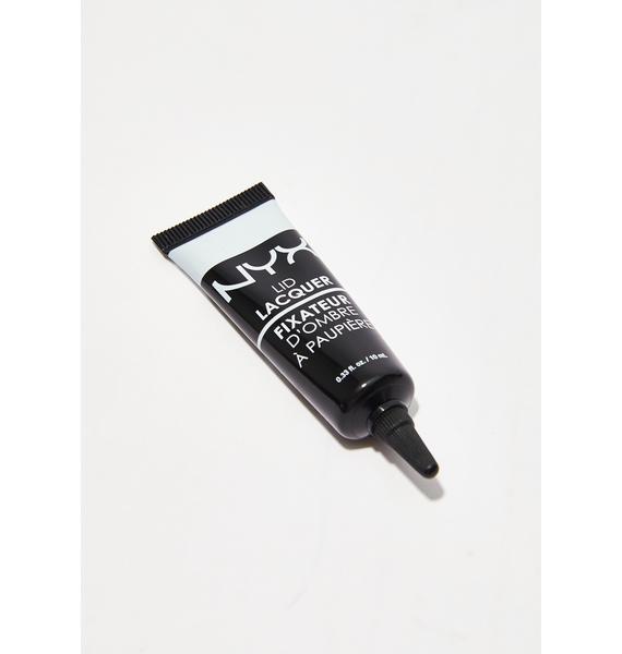 NYX Black Lid Lacquer