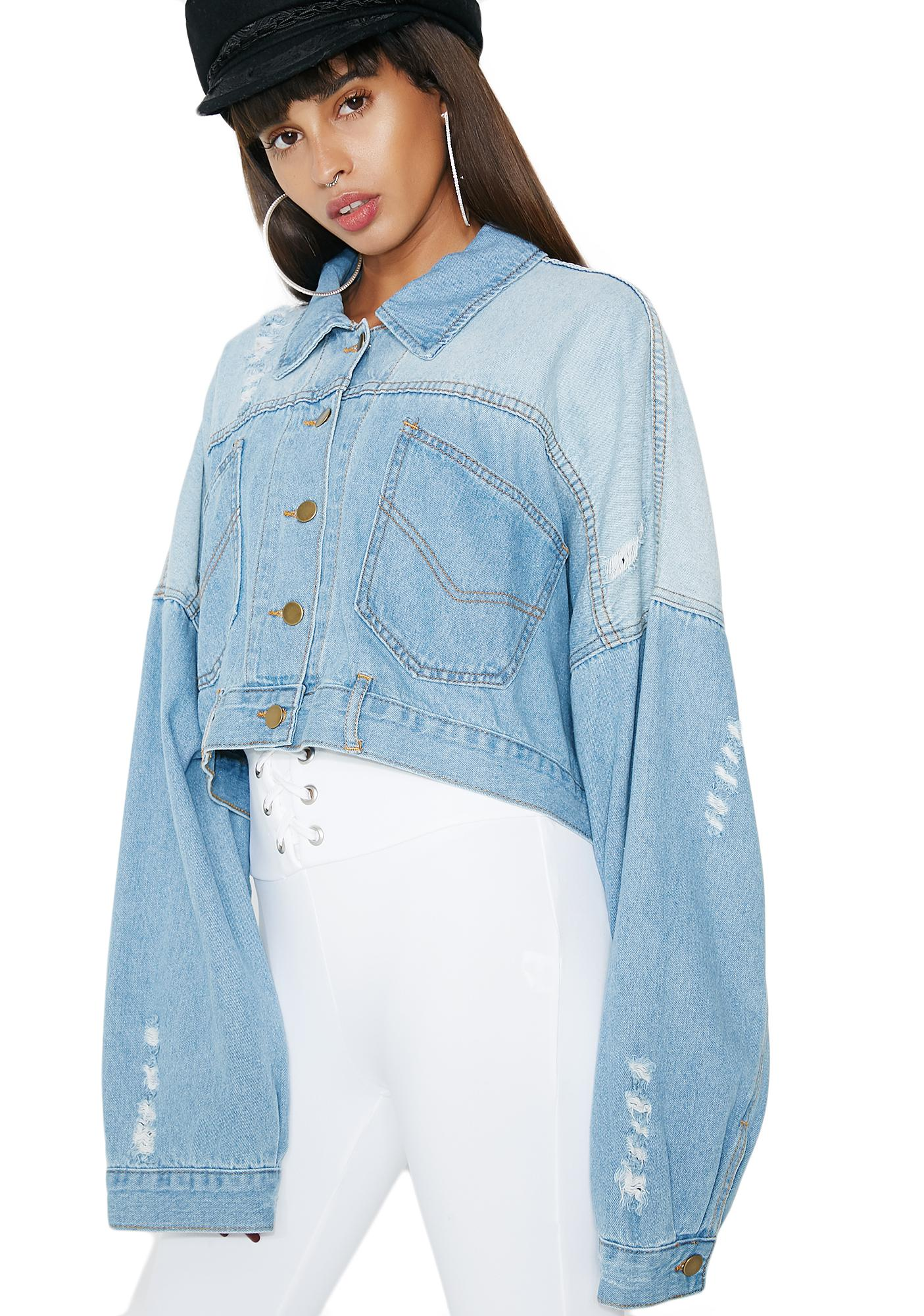 Dirty Work Reworked Denim Jacket