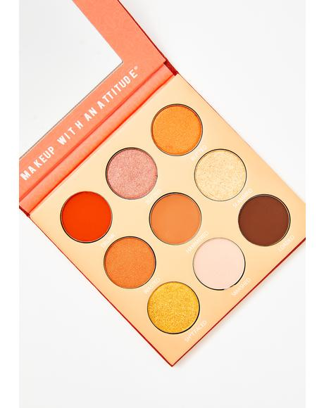 Sex On The Beach Cocktail Party Eyeshadow Palette