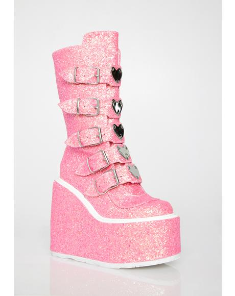 Candy Lovesick Trinity Boots