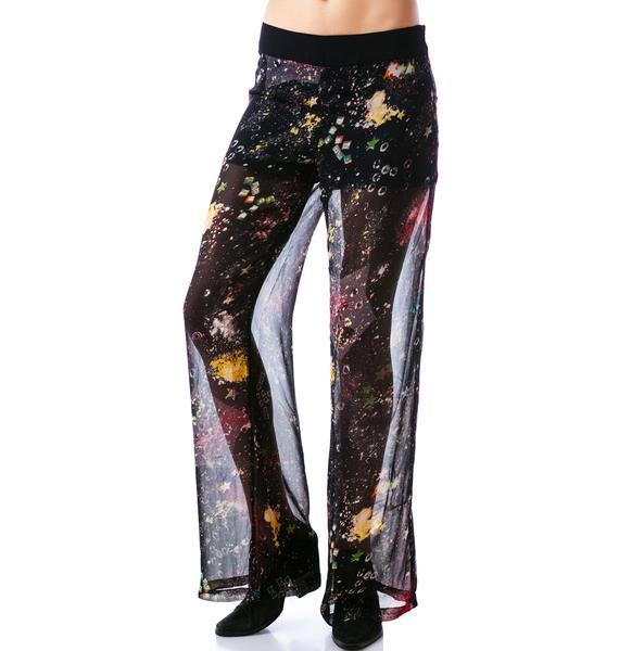 Anti-Gravity Wide Leg Pants