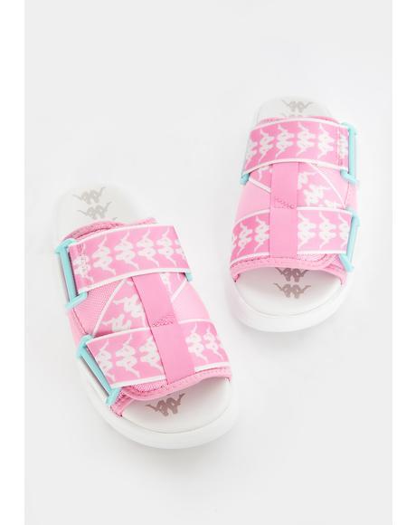 Pink 222 Banda Mitel 1 Slides