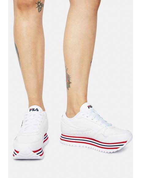 Orbit Stripe Sneakers