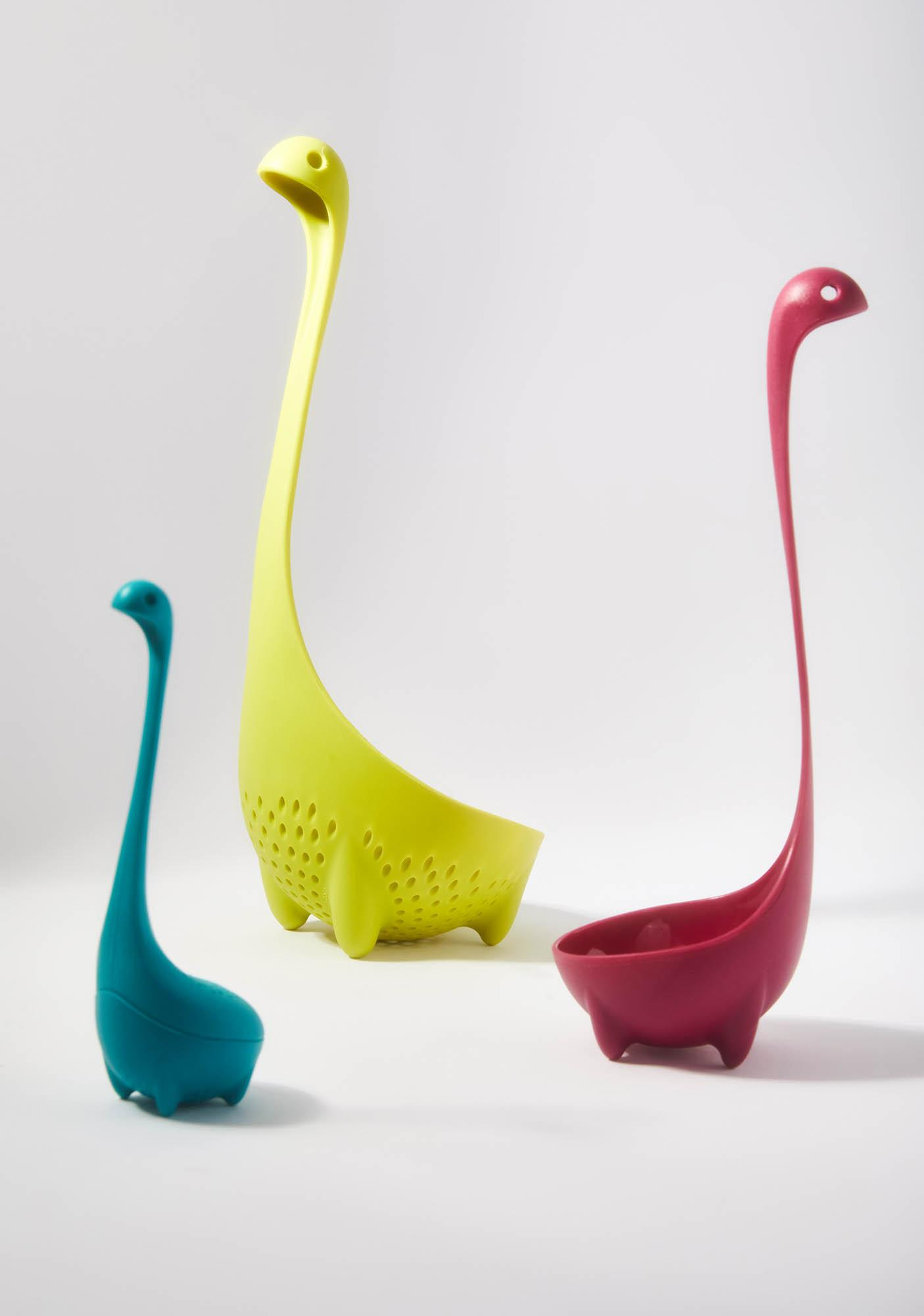 OTOTO The Nessie Family Kitchen Ware Set