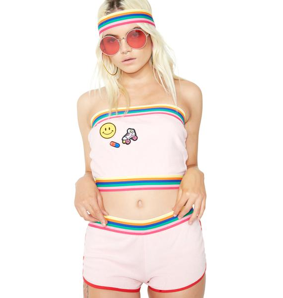Dolls Kill Roll Model Costume