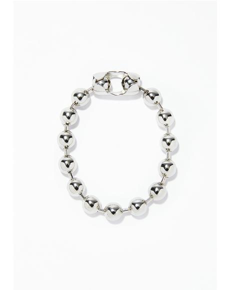 Ball Out Chain Bracelet