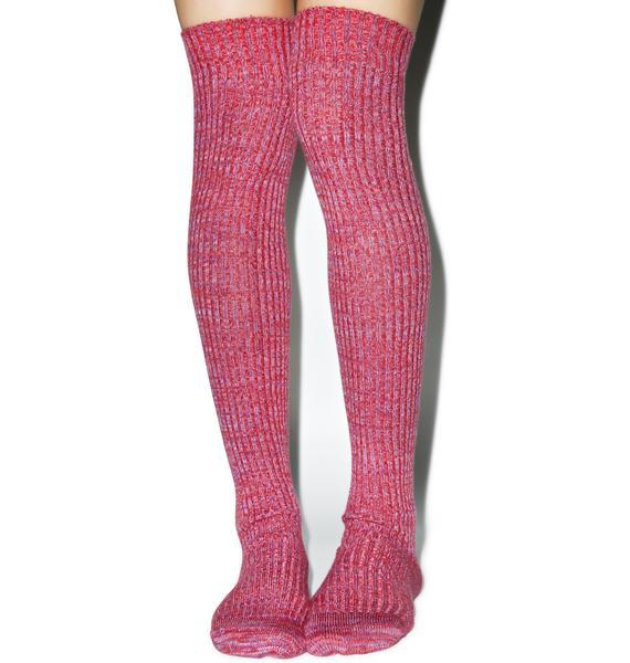 Stance Matchsticky Socks