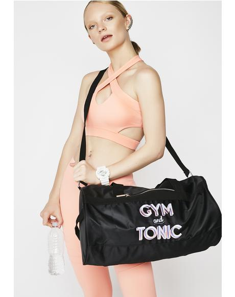 Gym & Tonic Gym Bag