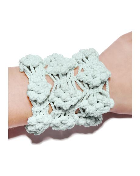 Gooseberry Crochet Arm Bands