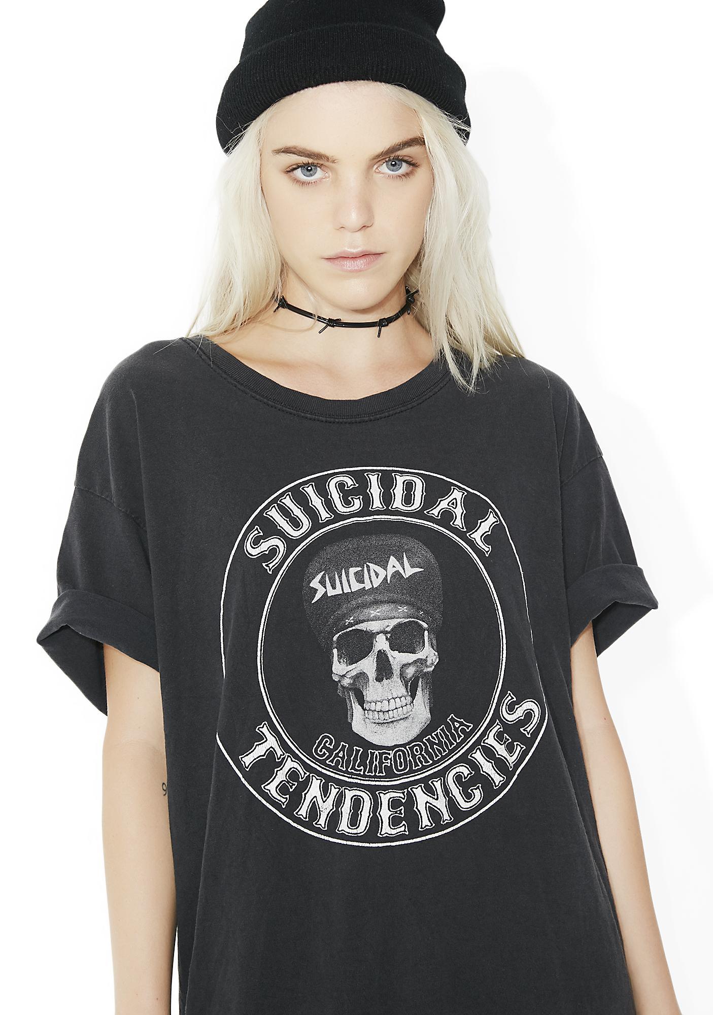 Vintage Suicidal Tendencies Tee
