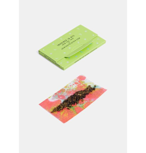 Field Trip Rolling Papers Psychedelic Print Rolling Paper