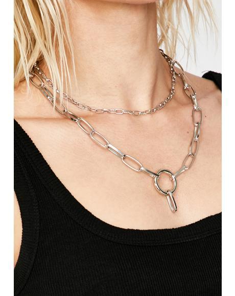 Critical Rebellion Chain Necklace