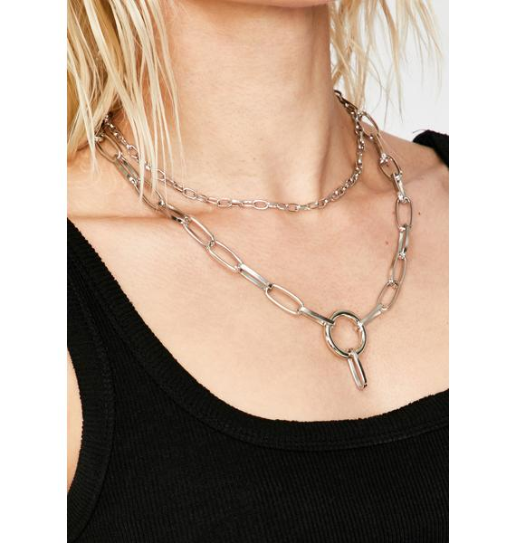Critical Rebellion Chain Necklace