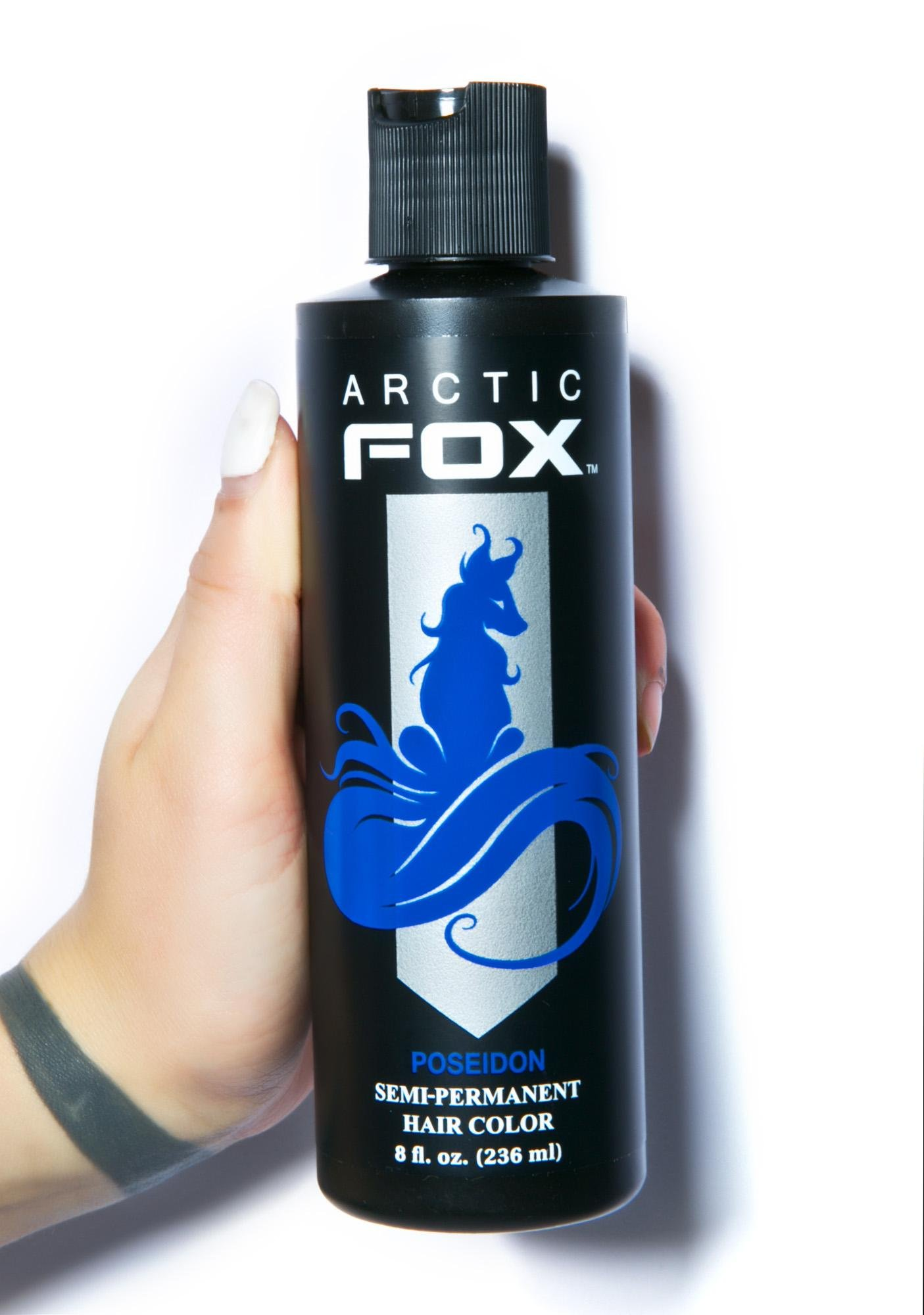 Arctic Fox Poseidon Hair Dye