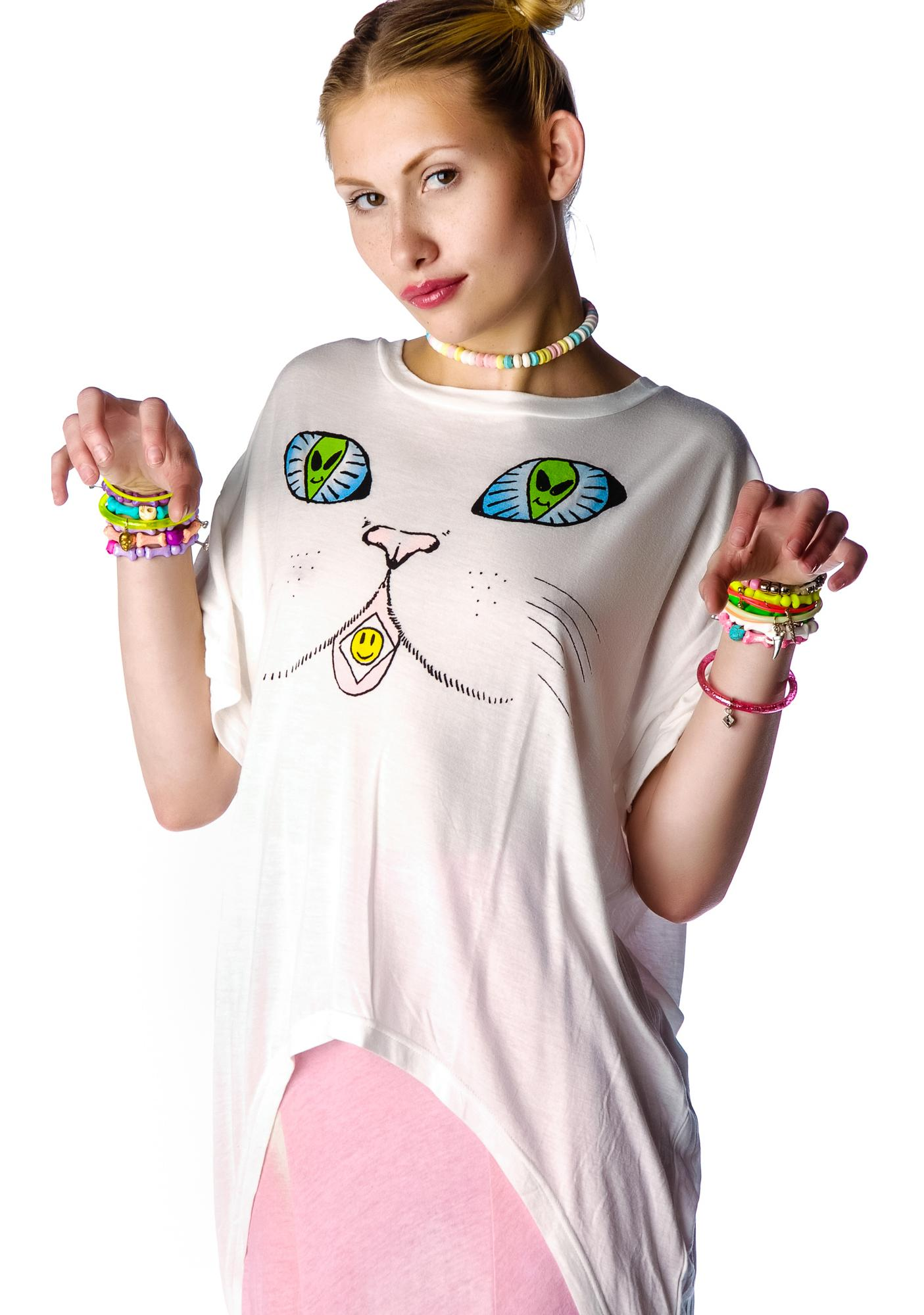 UNIF Here Kitty Shirt