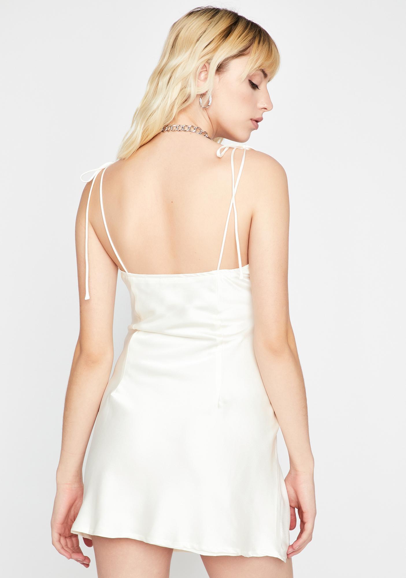 On The Sly Mini Dress