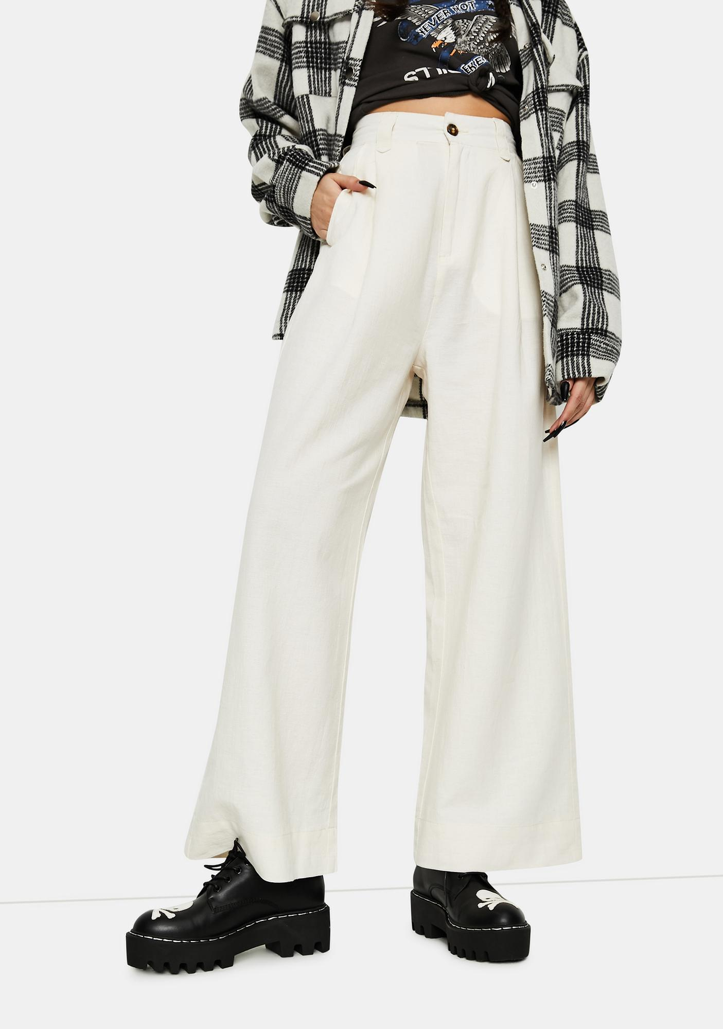 THRILLS Artist Wide Leg Pants