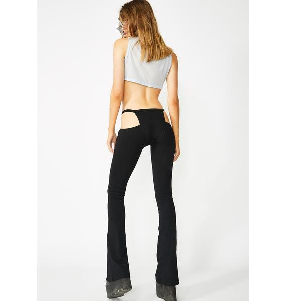 Club Exx Groove Krush Cut-Out Pants
