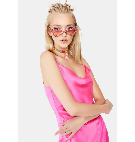 Girly Glitz Bling Sunglasses