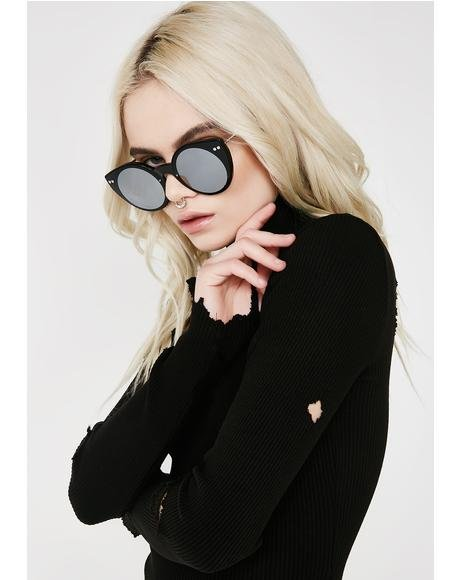 Mirrored Alpha Sunglasses