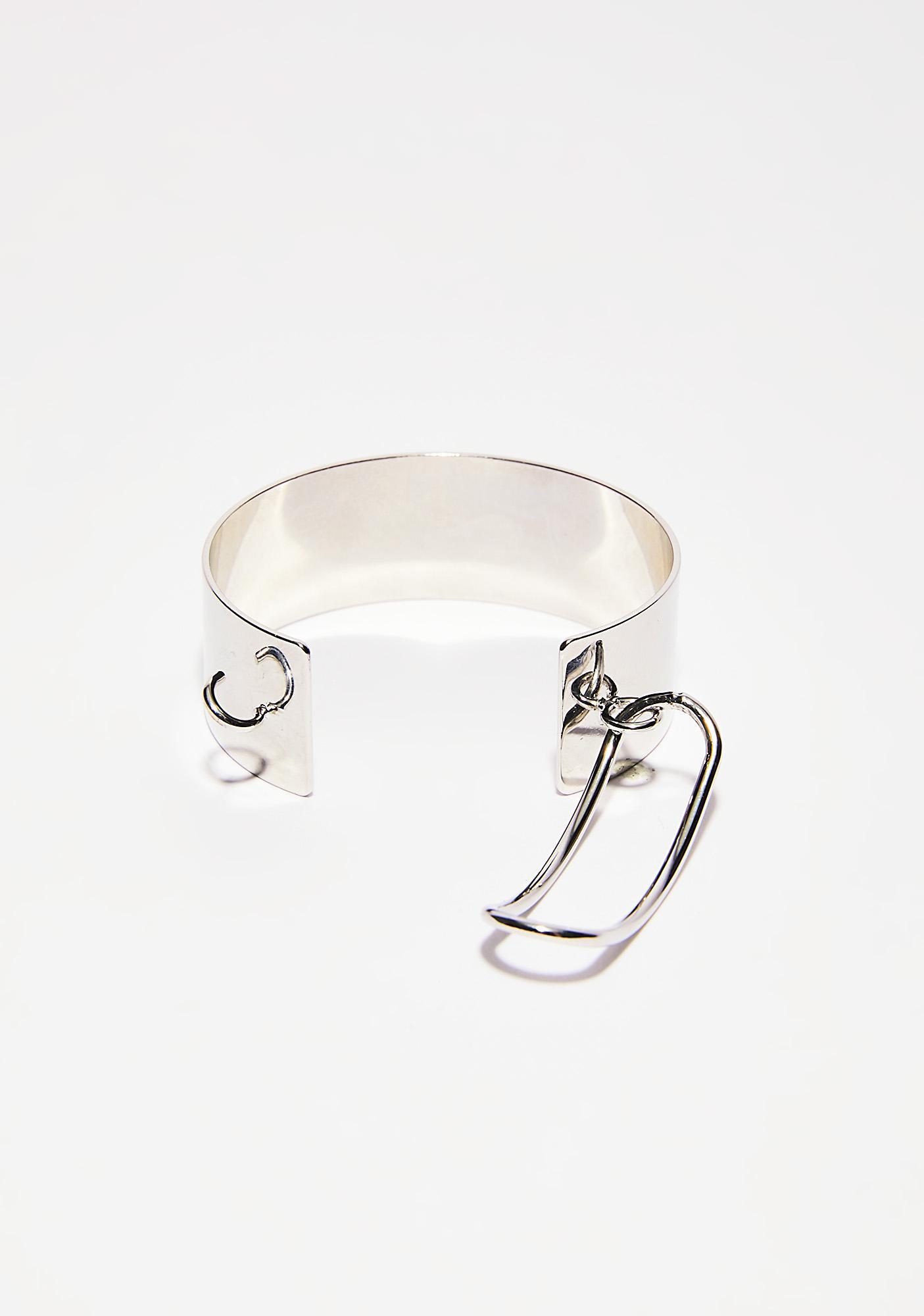 Lock It Down Bracelet
