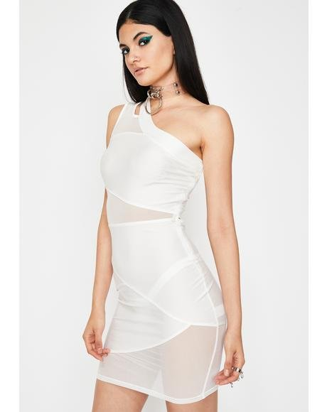 Iced Kinky Euphoria Cut Out Dress
