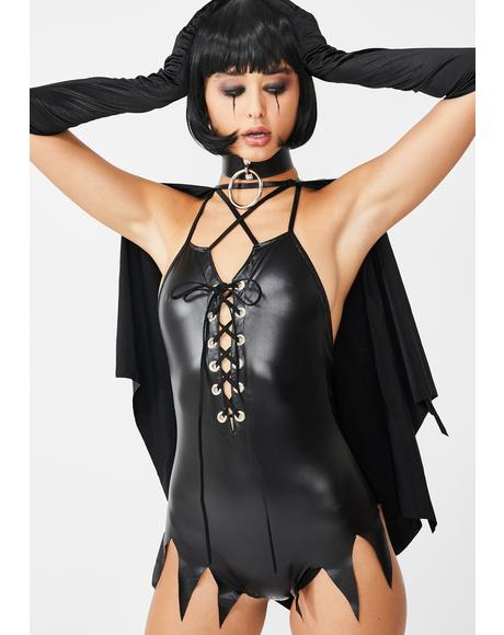 Bow Down Witches Costume Set