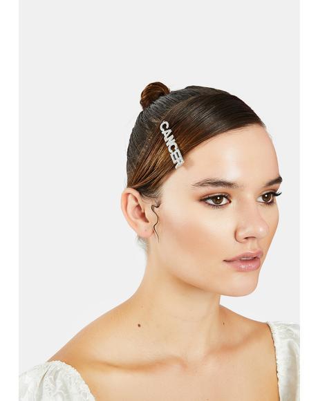 Captivating Cancer Hair Pins