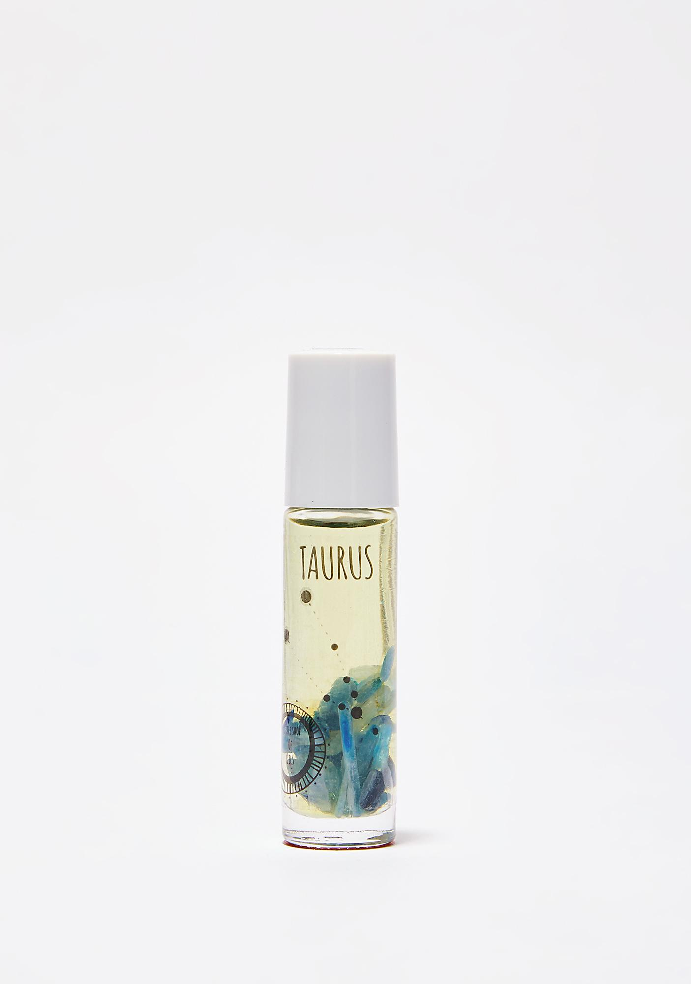 Little Shop of Oils Taurus Oil Perfume Roller