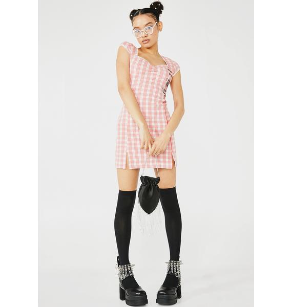 GANGYOUNG Cherry Mido Dress
