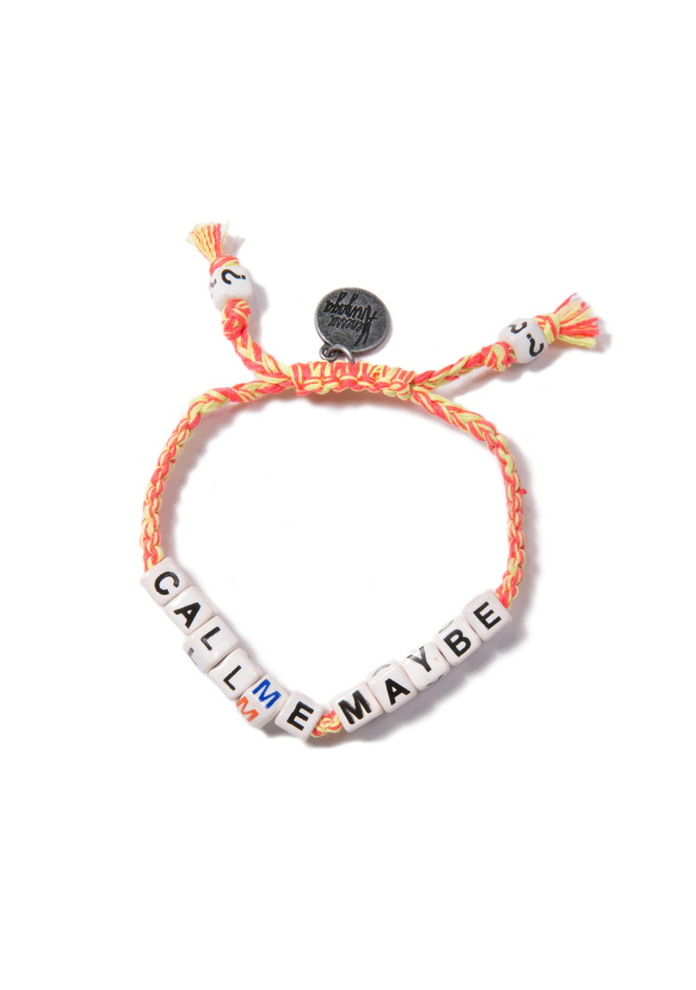 Venessa Arizaga Call Me Maybe Bracelet