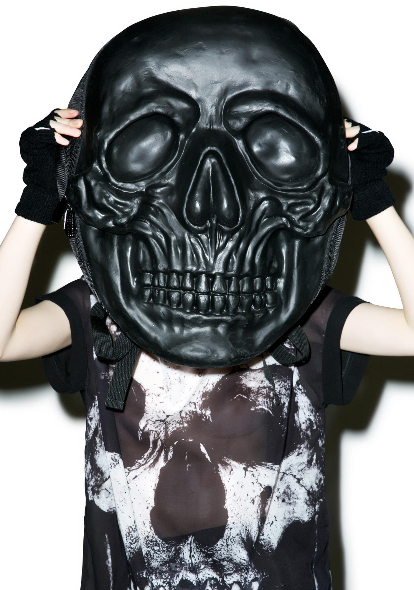 Kreepsville 666 Skull Collection Backpack