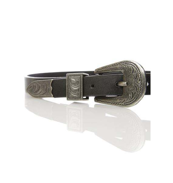 Deadeye Double Buckle Belt